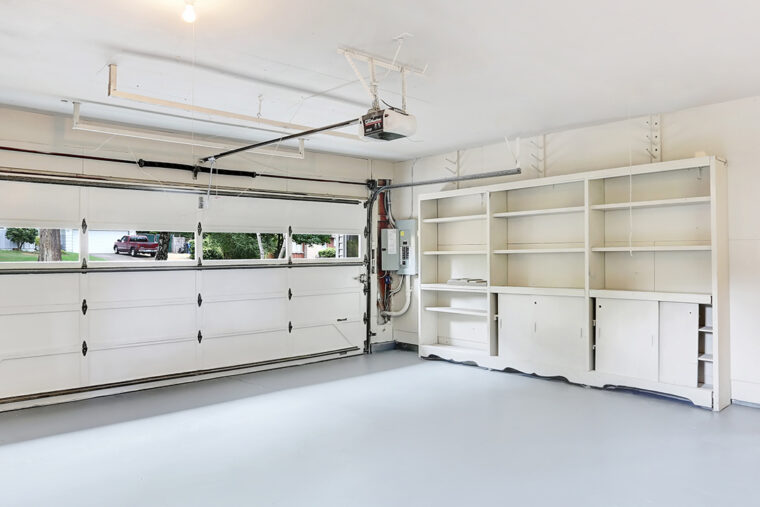 How to Waterproof a Garage Floor with DRYLOK® Products?